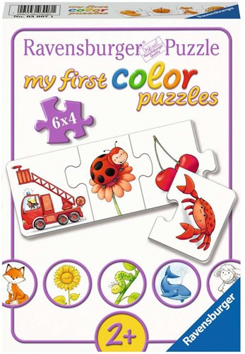 Ravensburger 00.003.007 Puzzle Puzzlespiel 24 Stück(e)
