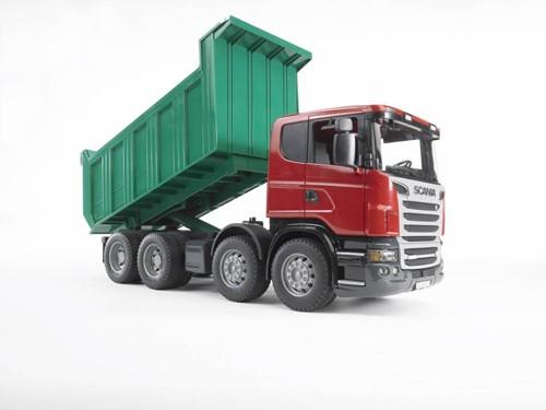 BRUDER SCANIA R-series Tipper truck Spielzeugfahrzeug