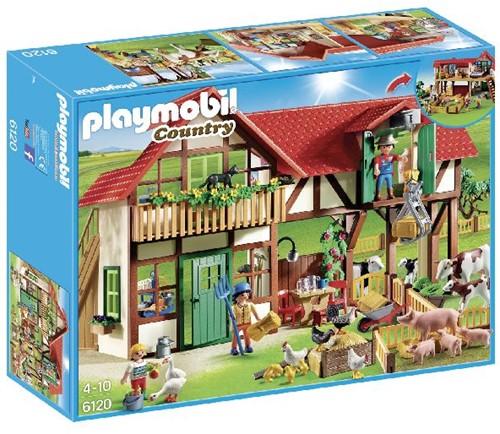 Playmobil 6120 Country Grote Boerderij