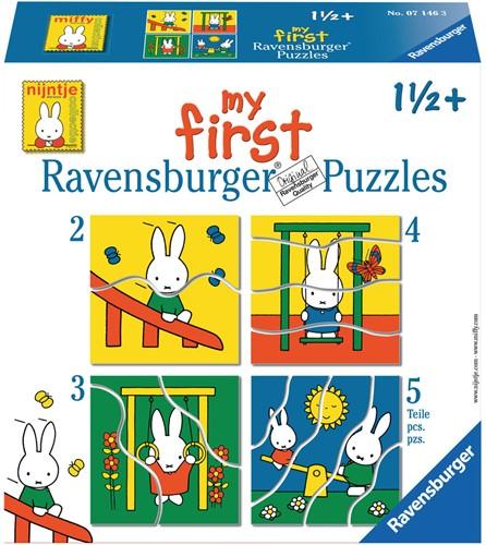 Ravensburger Nijntje Puzzlespiel 5 Stück(e)