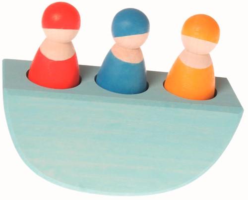 Grimm's - Drei Freunde im Boot