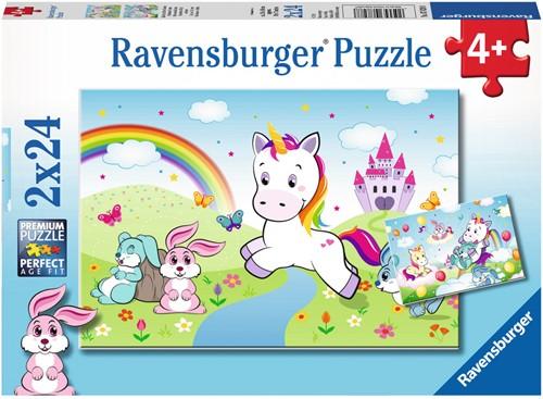 Ravensburger 00.007.828 Puzzle Fliesen-Puzzle 24 Stück(e)