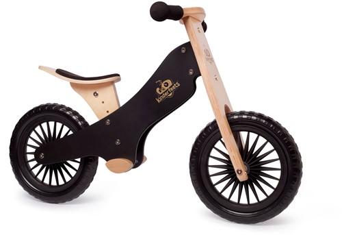 Kinderfeets Laufrad Schwarz