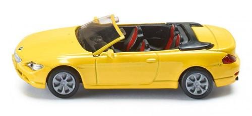 Siku BMW 645i Convertible Spielzeugfahrzeug