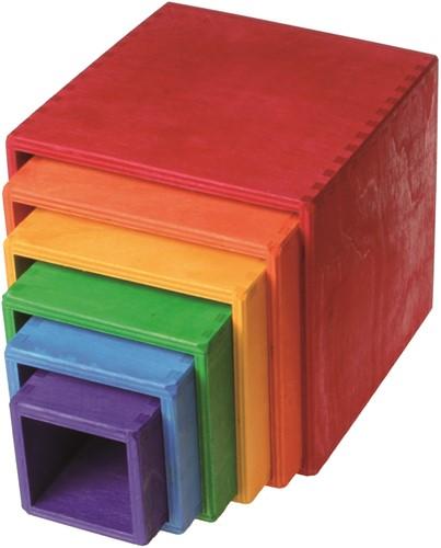 Grimm's - Großer Kistensatz Regenbogen
