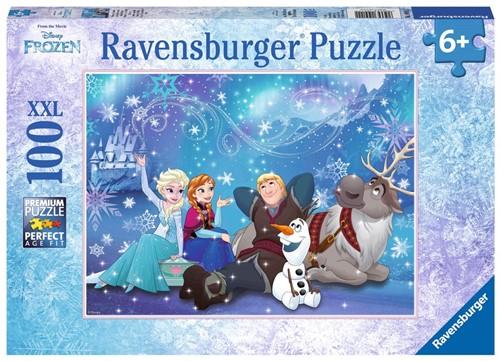 Ravensburger Kinderpuzzle - Frozen, Frozen - Eiszauber