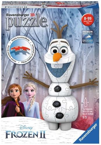 Ravensburger Olaf Frozen 2 3D-Puzzle