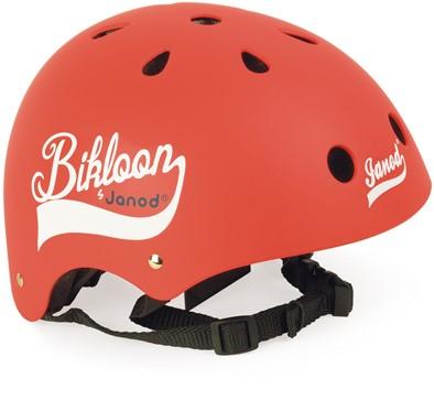 Bikloon Helm Rot