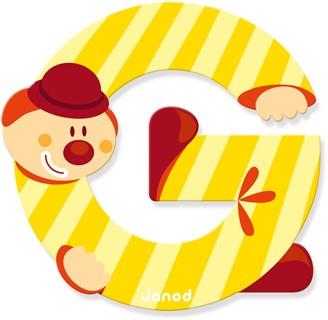 """Buchstabe """"Clown"""" G"""