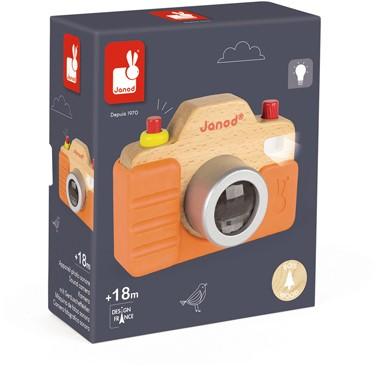 Kamera Mit Licht Und Sound