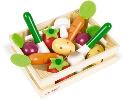 Gemüse Sortiment Im Kasten (Inhalt 12 Teile)