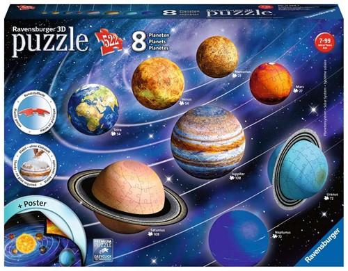 Ravensburger 00.011.668 3D-Puzzle