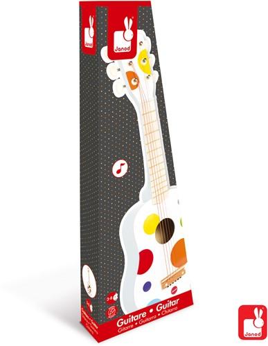 Janod Confetti - gitaar klein gestipt-3