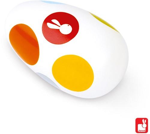 Janod Confetti - Maracas eieren