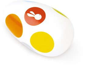 Janod Confetti - Maracas eieren indisplay (12)