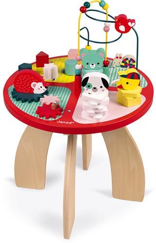 Janod Activiteitentafel - Baby Forest