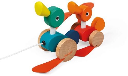 Stapelspiel Entenfamilie