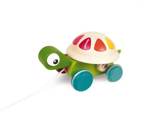 Zigolos Nachziehtier Frosch
