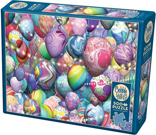 Cobble Hill puzzle 500 Teile - Party Balloons