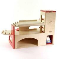 Van Dijk Toys Garage, 2 verdiepingen met lift-3