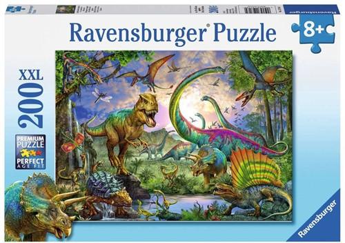 Ravensburger Kinderpuzzle - Im Reich der Giganten