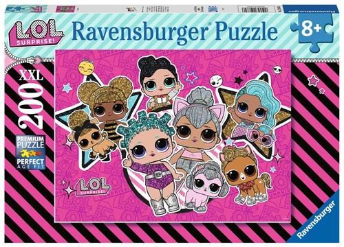 Ravensburger 12884 Puzzle Kontur-Puzzle 200 Stück(e)