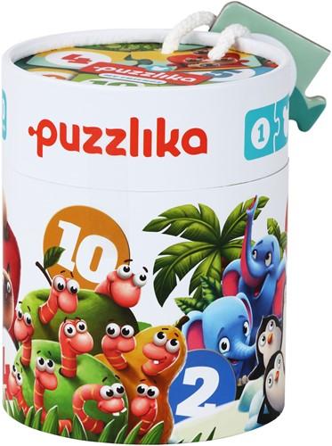 "Puzzlika puzzle """"My friends"""""