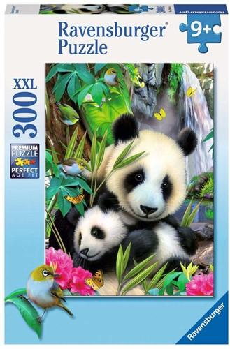 Ravensburger Kinderpuzzle - Lieber Panda