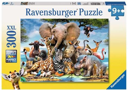 Ravensburger African Friends Puzzlespiel 300 Stück(e)