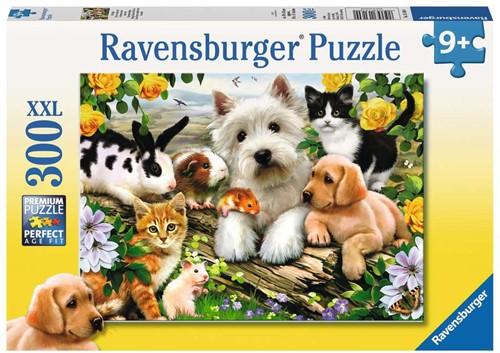Ravensburger Happy Animal Buddies Puzzlespiel 300 Stück(e)