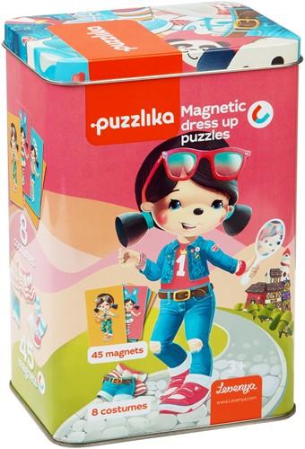 "Puzzlika Magnetic puzzle Dolls"""" """""