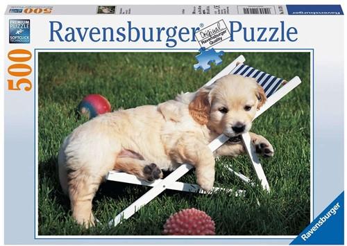 Ravensburger Golden Retriever Puzzlespiel 500 Stück(e)