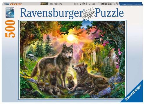 Ravensburger 14745 Puzzlespiel 500 Stück(e)