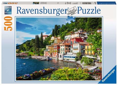 Ravensburger Lake Como, Italy Puzzlespiel 500 Stück(e)