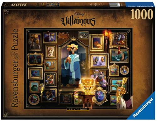 Ravensburger 15024 Kontur-Puzzle 1000 Stück(e)
