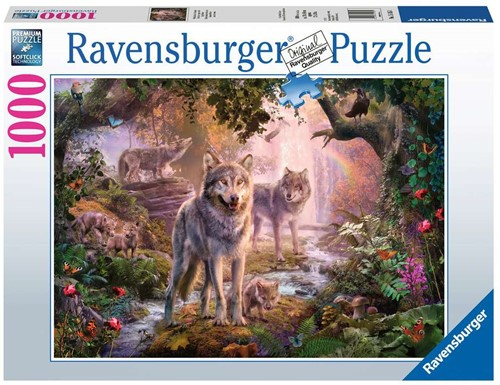 Ravensburger 15185 Puzzlespiel 1000 Stück(e)