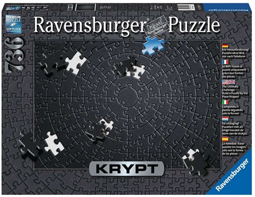 Ravensburger 15260 Puzzlespiel 736 Stück(e)