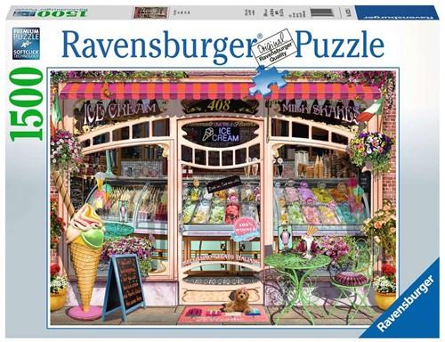 Ravensburger Ice Cream Shop Fliesen-Puzzle 1500 Stück(e)