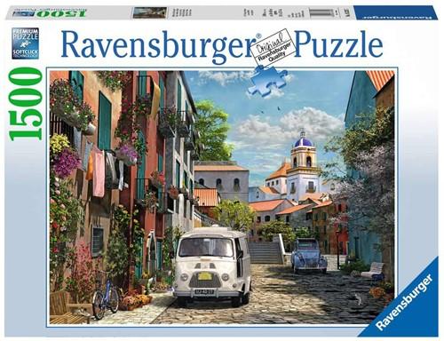 Ravensburger Puzzle - Idyllisches Südfrankreich - 1500 Teile
