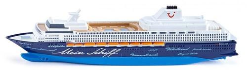 Siku Mein Schiff 1 1:1400 Passagierschiff Vormontiert