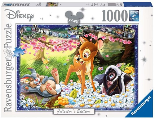 Ravensbuger Puzzel Collector's Edition WD: Bambi