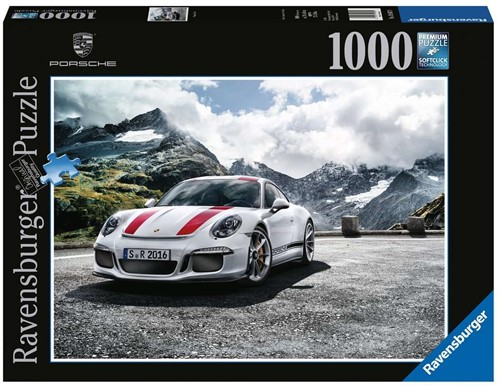 Ravensburger Porsche 911R Puzzlespiel 1000 Stück(e)