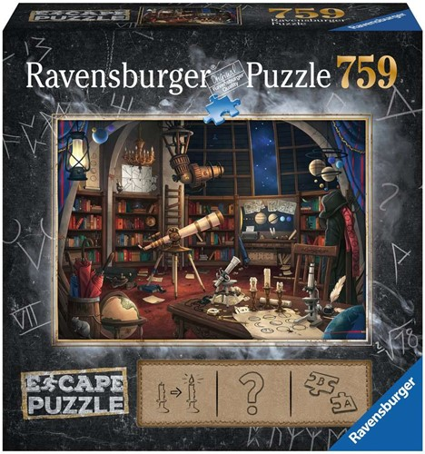 Ravensburger ESCAPE 1 Space Observatory Puzzlespiel 759 Stück(e)