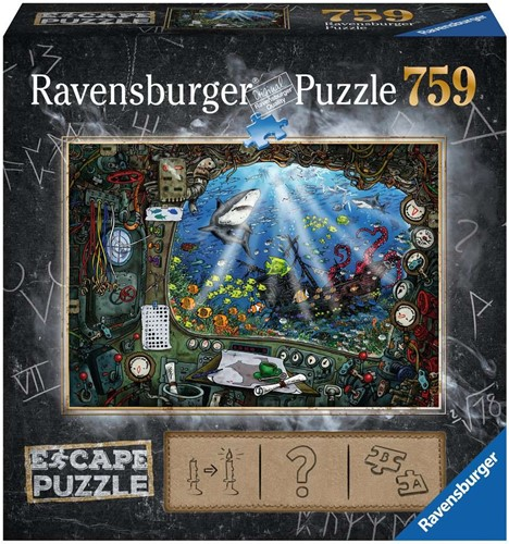 Ravensburger 00.019.959 Puzzle Interaktiv 759 Stück(e)