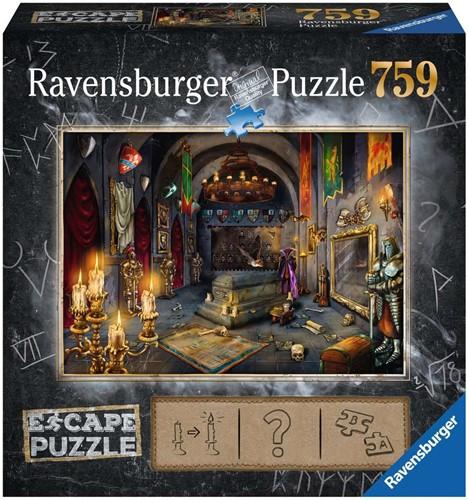 Ravensburger 00.019.961 Puzzle Puzzlespiel 759 Stück(e)