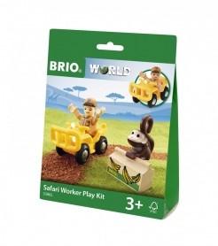 BRIO 53.033.865 Modelleisenbahnersatzteil & Zubehör Figuren
