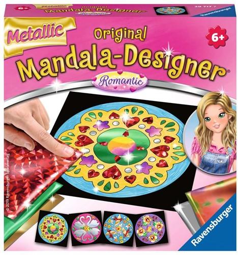 Ravensburger Metallic Mandala-Designer Romantic
