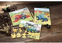 Haba Puzzles Traktor und Co.-2