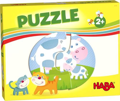 HABA-Lieblingsspiele – Puzzles Bauernhof