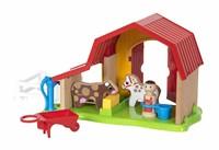 Brio Holz Spielset My Home Town - Mein großer Bauernhof 30398-2